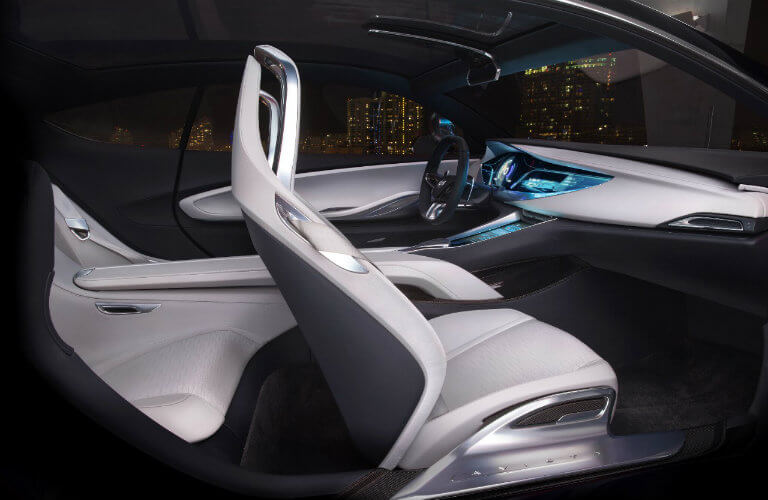 2018 Buick Avista interior color options