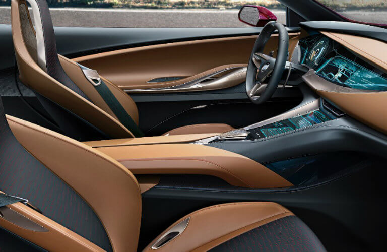 2018 Buick Avista seating capacity