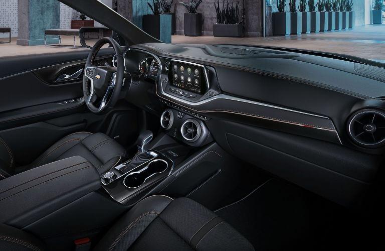 2019 Chevy Blazer dashboard