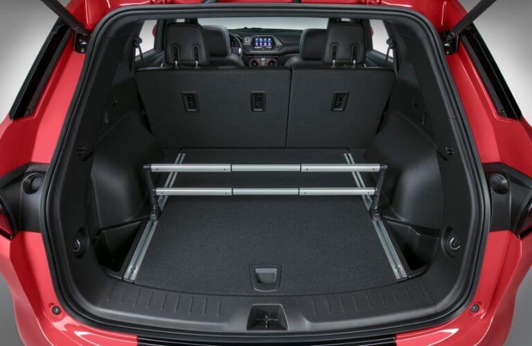 2019 Chevy Blazer cargo space