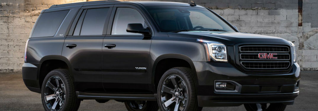 Check out the next GMC Yukon Special Edition!