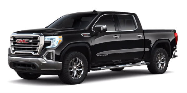 2019 GMC Sierra 1500 in Onyx Black