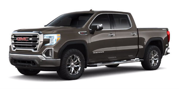 2019 GMC Sierra 1500 in Smokey Quartz Metallic