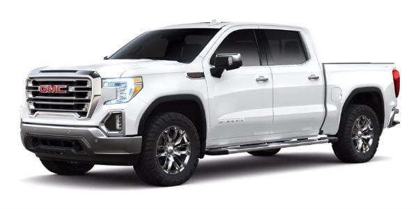 2019 GMC Sierra 1500 in Summit White