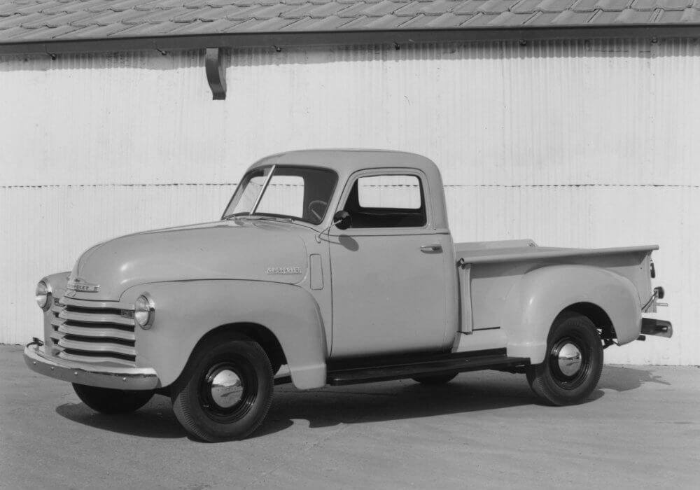 1947 Chevrolet Advance Design 300 Series pickup truck