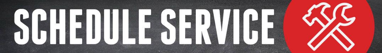 schedule vehicle service button