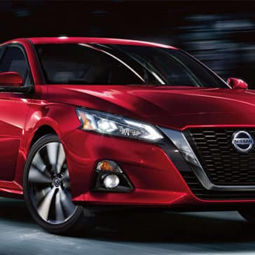 New 2020 Nissan Altima in Roswell, GA image 1 Opens a larger version of this image.
