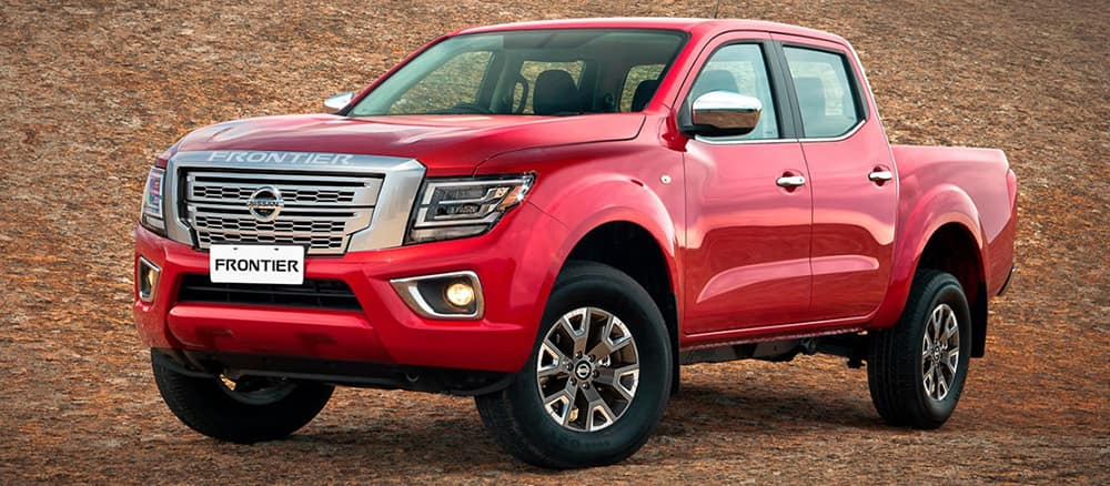 New 2021 Nissan Frontier in Roswell, GA