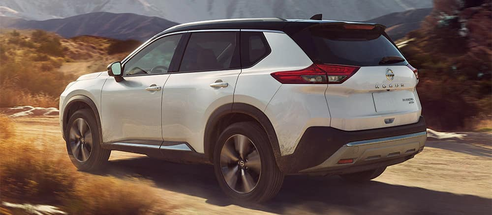 New 2021 Nissan Rogue in Roswell, GA