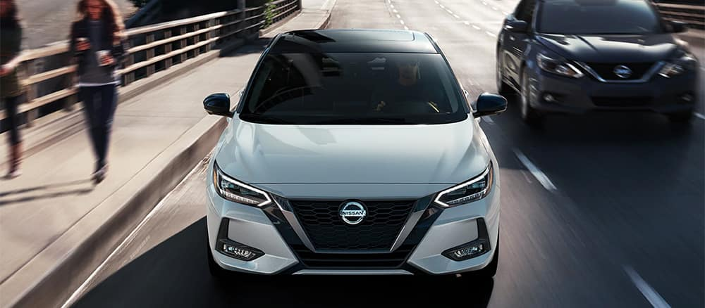 New 2021 Nissan Sentra in Roswell, GA