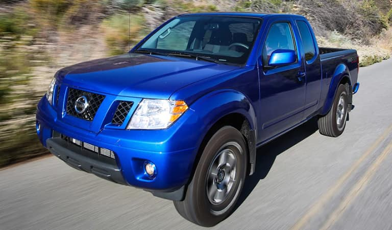 2021 Nissan Frontier Roswell GA
