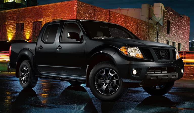 Nissan Frontier Midnight Edition