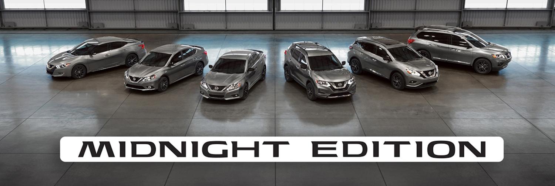 Nissan Midnight Editions
