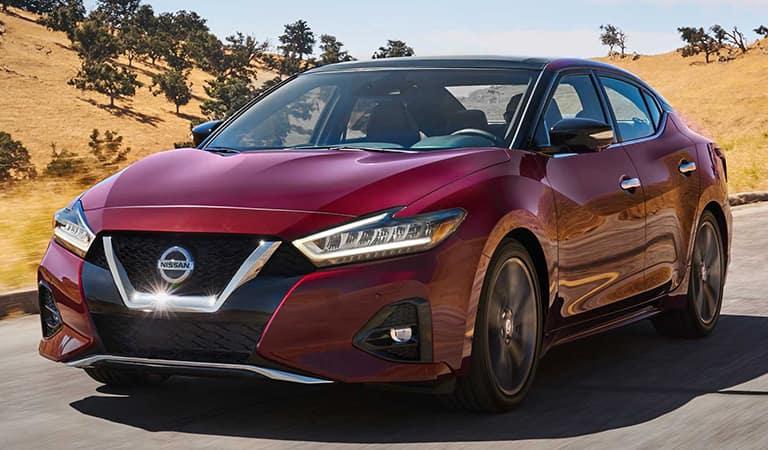 Nissan Maxima Platinum