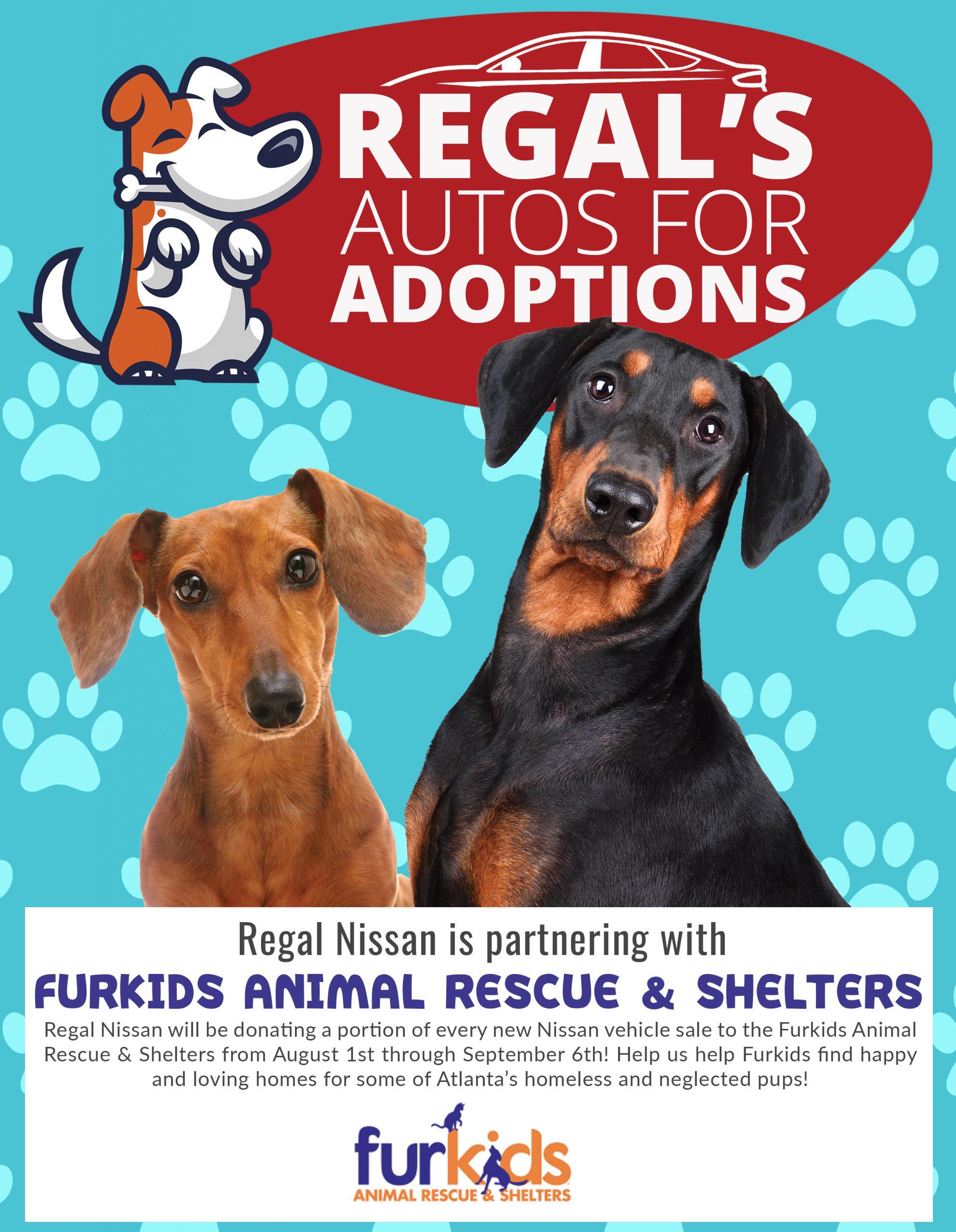 autos for adoptions