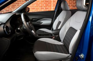 2021 Nissan Kicks interior
