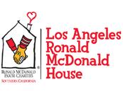 los angeles ronald mcdonald house logo