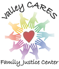 valley cares family justice center logo