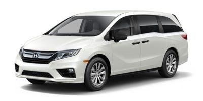 2019 Honda Odyssey Model