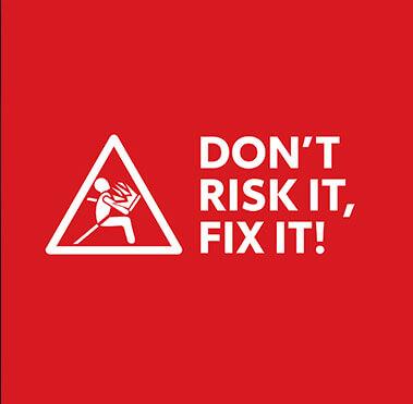 Don't Risk it, Fix it