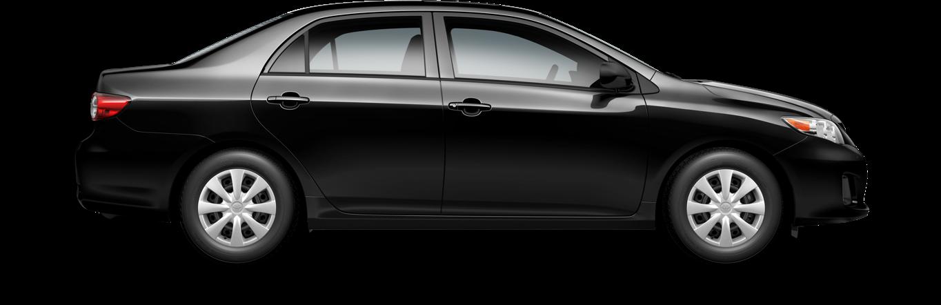 Black Car Model