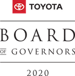Toyota Board of Governers 2020