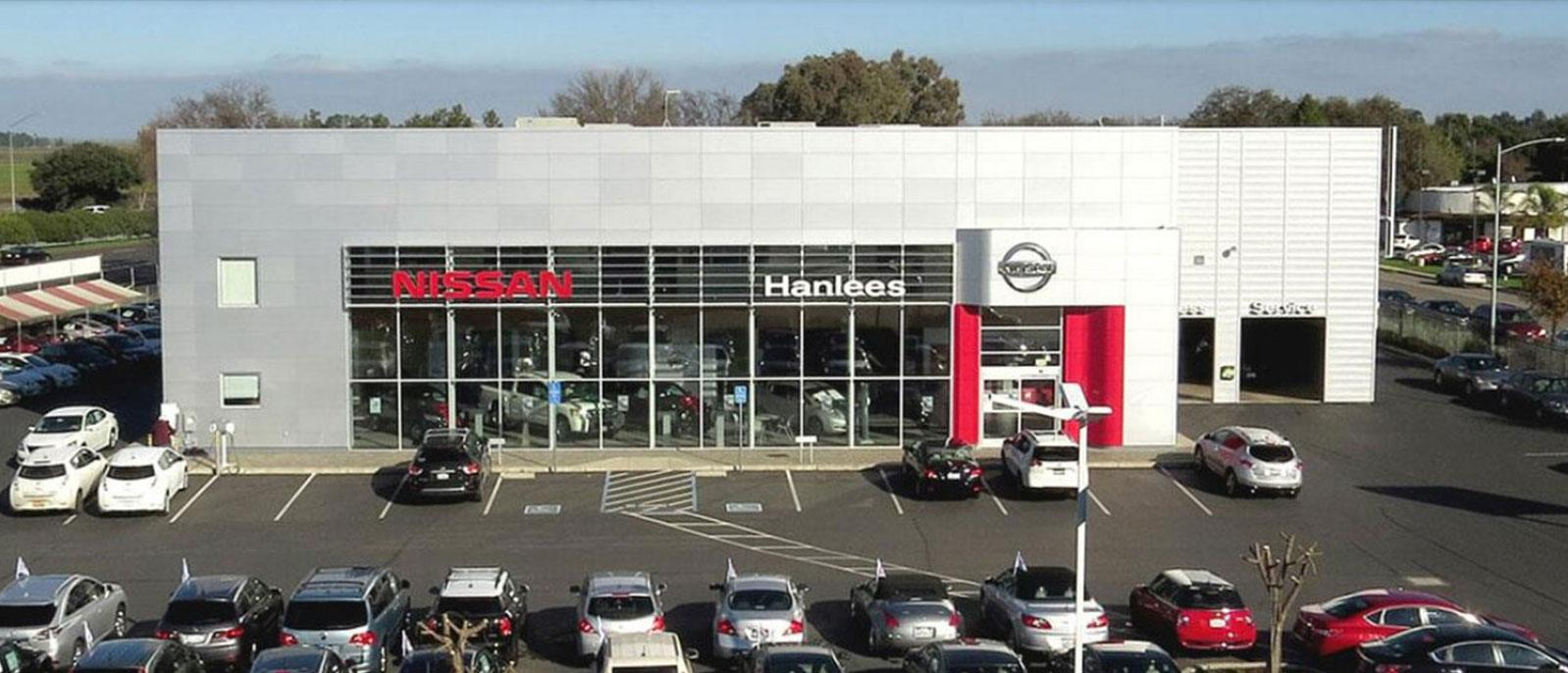 dealer store front 21x9