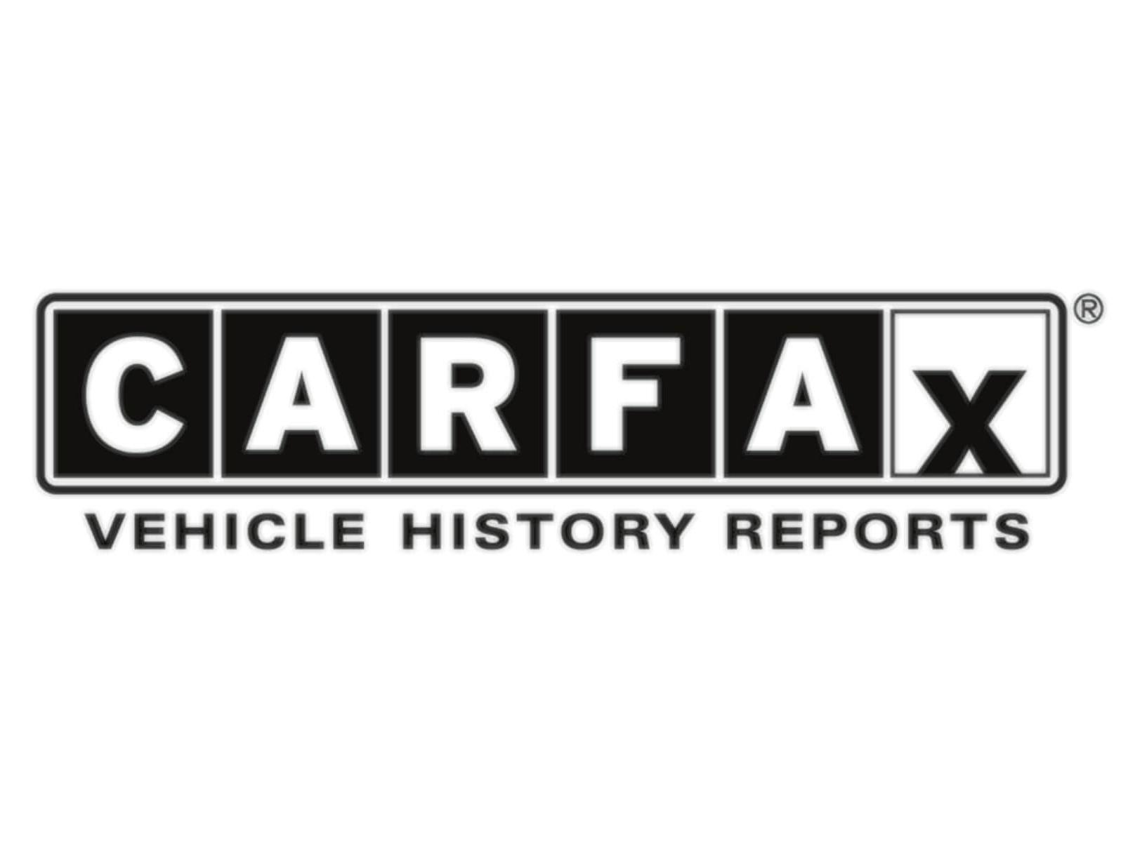 Carfax logo. Vehicle History Reports