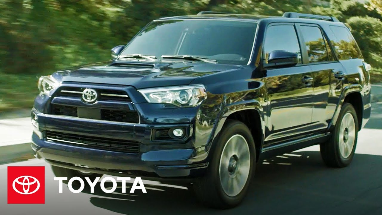2022 TRD Sport 4Runner Special Edition Reveal & Overview