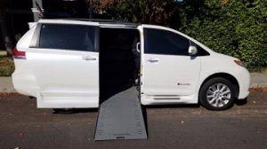 2014-2019 Toyota Mobility vans/trucks might have recalls
