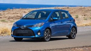2015-2017 models of rhe Toyota Yaris might have recalls
