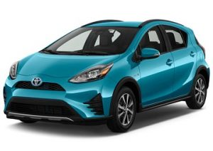 models of the Toyota Prius C may have recalls for the years 2018-2019