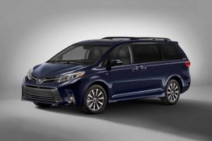 Some 201- Toyota Sienna's might have recalls