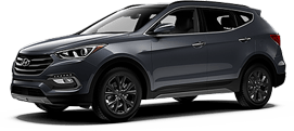 Hyundai Santa Fe Sport in Willow Beach