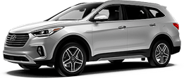Hyundai Santa Fe in Boulder City