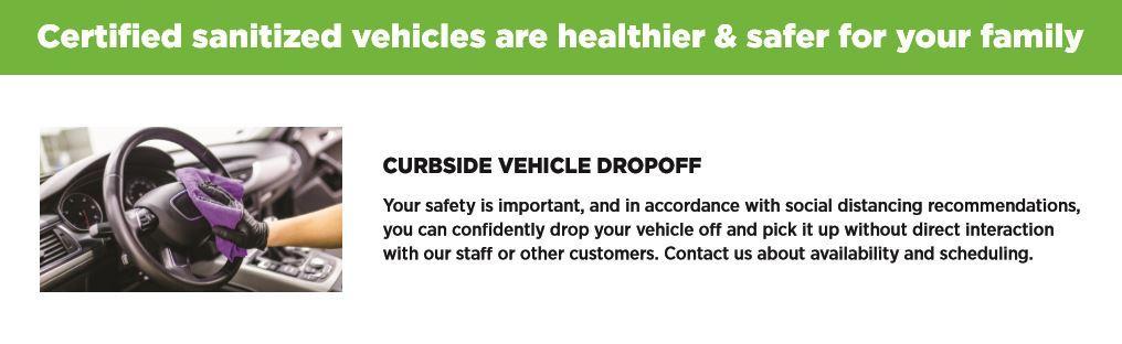 Curbside Vehicle Drop-Off