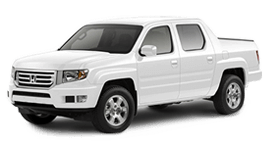 Honda Ridgeline near Moreno Valley