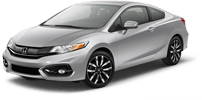 Honda Civic Coupe ServingBenicia
