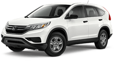 Honda CR-V near Blue Jay