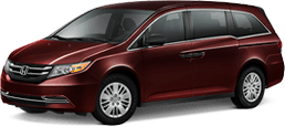 Honda Odyssey serving Port Hueneme Cbc Base