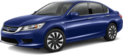 Honda Accord Hybrid serving Upland