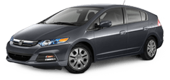 Honda Insight ServingBenicia