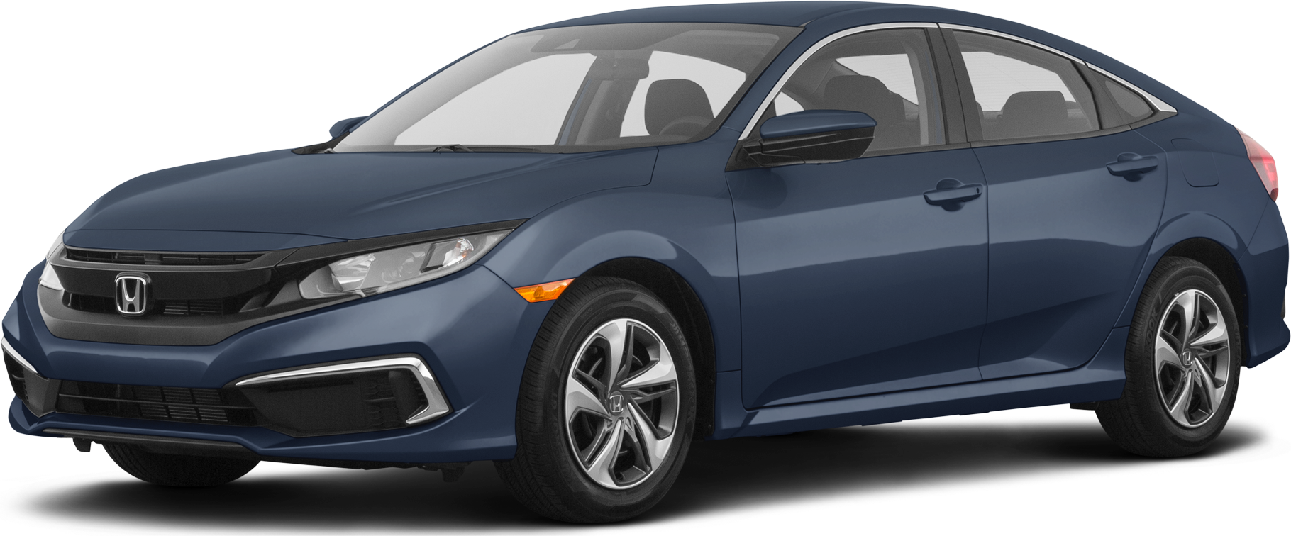 NEW 2019 Civic LX Sedan CVT