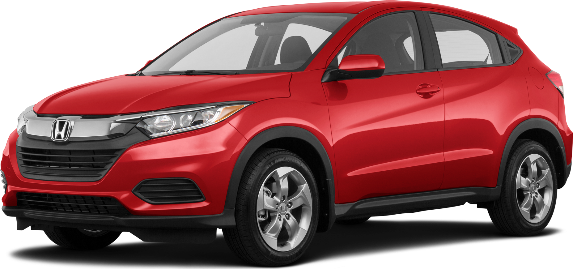 NEW 2019 HR-V LX FWD CVT