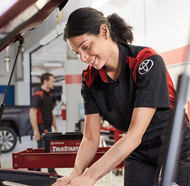 Service Center   Premier Toyota of Amherst in Amherst OH
