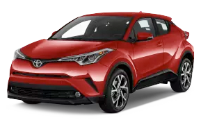 Toyota C-HR Rental at Premier Toyota of Amherst in #CITY OH