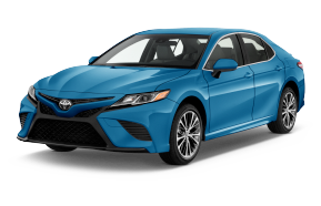 Toyota Camry Rental at Premier Toyota of Amherst in #CITY OH