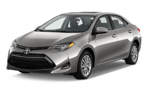 Toyota Corolla Rental at Premier Toyota of Amherst in #CITY OH