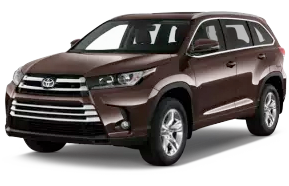 Toyota Highlander Rental at Premier Toyota of Amherst in #CITY OH