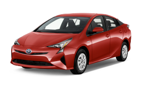 Toyota Prius Rental at Premier Toyota of Amherst in #CITY OH